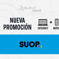 SUOP regala hasta 10 GB adicionales durante el mes de julio a los usuarios de contrato y prepago