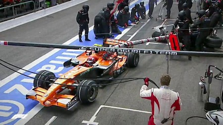 Albers Francia F1 2007