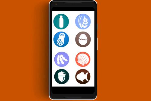 Siete aplicaciones para intolerancias y alergias alimentarias en Android y iOS