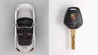 Porsche 911 996, sosa hasta la llave