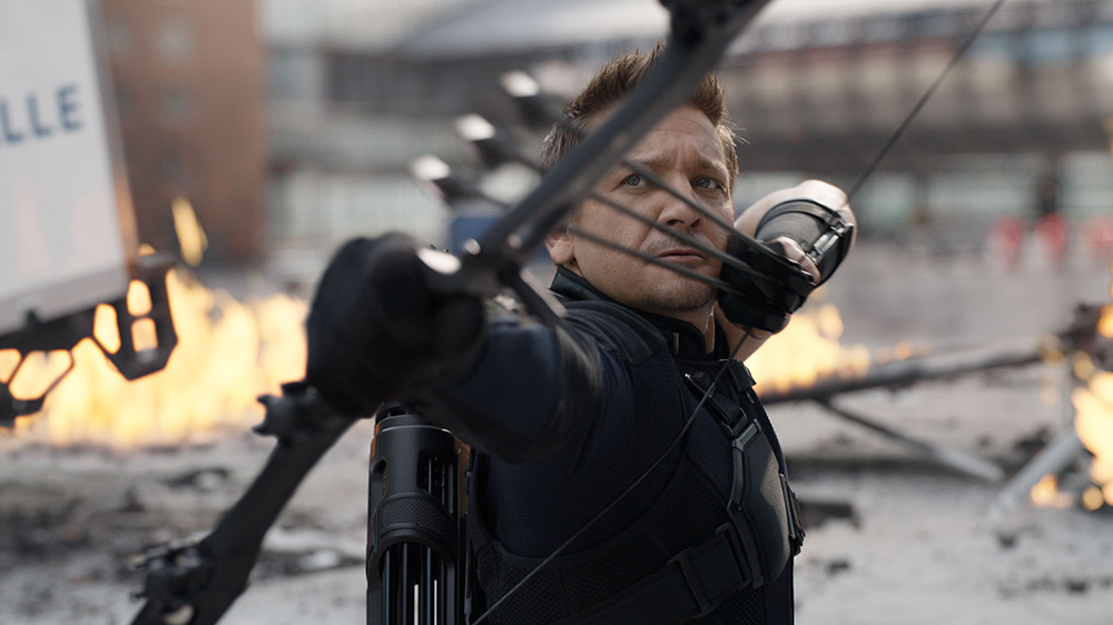 Hawk-Eye will also have their own series on Disney+: Jeremy Renner will return to play the superhero Marvel
