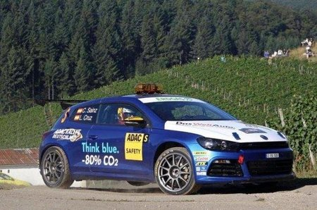 Volkswagen podría presentar su proyecto en el próximo Rally de Portugal