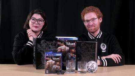 Yakuza 6: si vas a apostar por la After Hours Edition deberías ver este unboxing