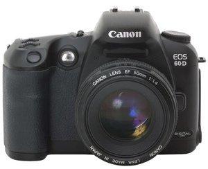Canon 60D está en camino y podría llevar GPS integrado