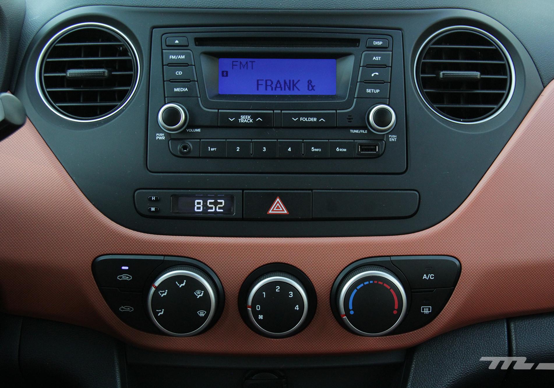 Hyundai i10 Grand Hatc