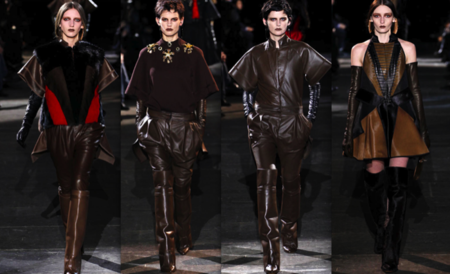 Givenchy otoño-invierno 2012