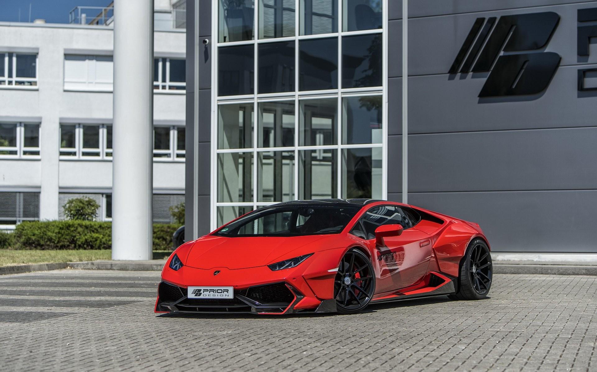 Foto de Lamborghini Huracán Prior Design (3/7)