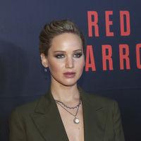 Jennifer Lawrence nos enamora con su última trenza francesa