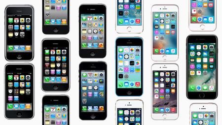 Iphone Mosaic 2017