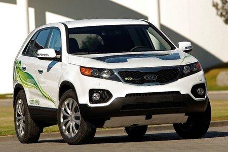 Kia Sorento CRDi Hybrid
