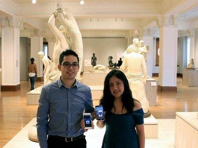Arte y tecnología se conjugan en MUNAPP, una aplicación para disfrutar más el Museo Nacional de Arte