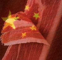El jamón español visitará la China