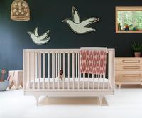 Caravan Crib de Kalon, la cuna perfecta para pequeños minimalistas