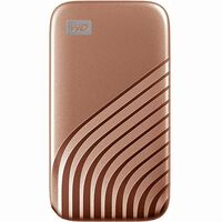 Superrápido y superrebajado: el disco duro SSD portable WD My Passport SSD de 2 TB, ahora en Amazon lleva más de 120 euros de rebaja
