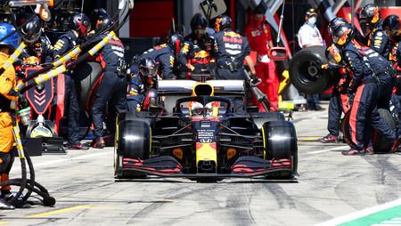 Verstappen Estiria F1 2020