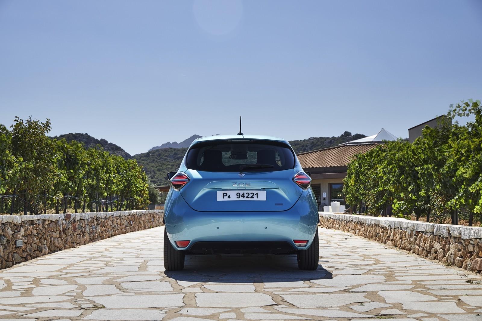Foto de Renault ZOE 2020, prueba (30/37)