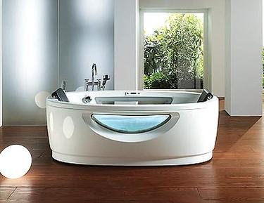 Bañera con hidromasaje de Teuco