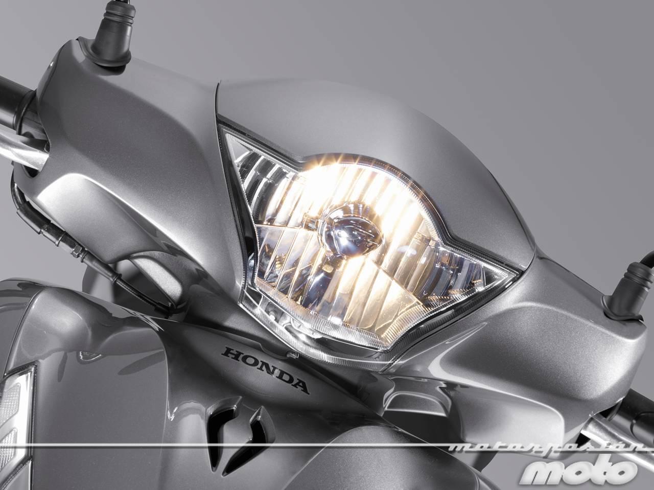 Foto de Honda Scoopy SH125i 2013, prueba (valoración, galería y ficha técnica)  - Fotos Detalles (75/81)