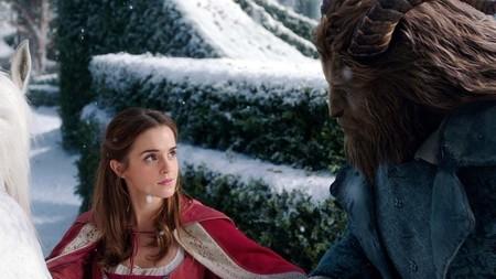 Emma Watson Dan Stevens Bella Bestia