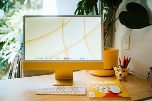 El notch del MacBook llegará al iMac, según una nueva patente