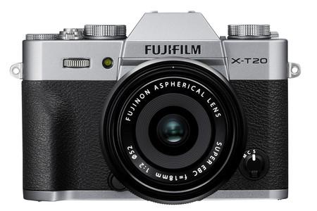 Fujifilm X-T20, el relevo de la X-T10 ya tiene precio y fecha de salida oficial