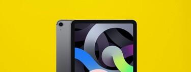 Ahorra más de 150 euros en el iPad Air (2020) con Wi-Fi + Cellular en Amazon y Media Markt, a precio mínimo histórico de 634 euros