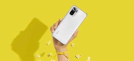 Redmi Note 10S: la gama media de Xiaomi se sube al carro de los paneles AMOLED y continúa siendo el rey de los miliamperios