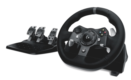 Volante Logitech G920 Driving Force Racing Wheel 5 L L