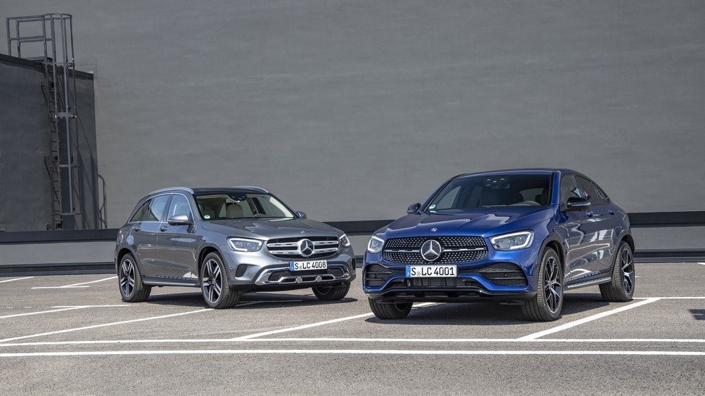 Probamos el Mercedes-Benz GLC 2019: un SUV versátil que también puede ser una bestia V8 de 510 CV