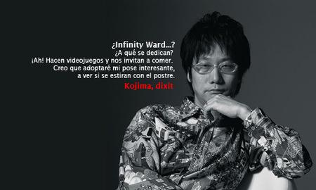 Rumor: Kojima explora el género de los FPS de la mano de Infinity Ward