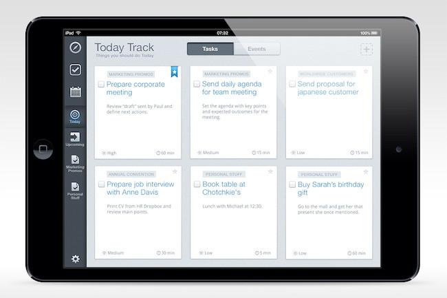 Hightrack, la nueva aplicación pensada para hacer que ser productivo sea sencillo