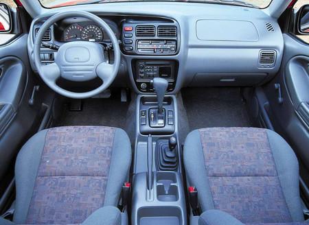 Chevrolet Tracker 1999 1280 12