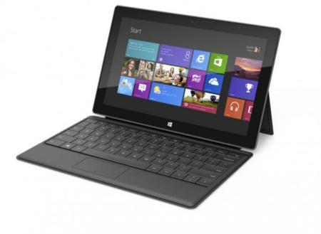 Surface Pro negro