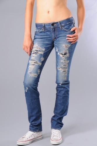 Recicla tus viejos jeans V