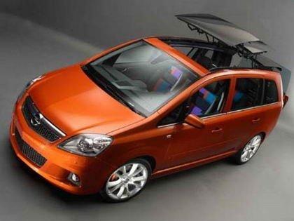 Opel Zafira CTS Cabrio
