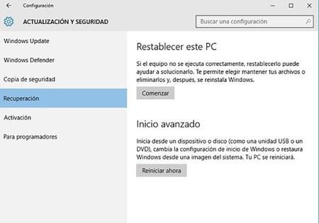 Modo Seguro Windows 10 2
