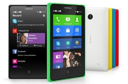 Nokia X, X+ y XL, toda la información