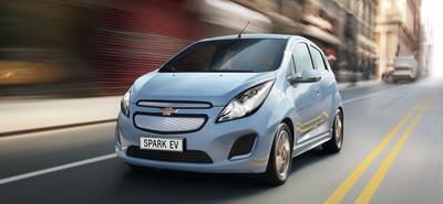 El Chevrolet Spark eléctrico pondrá chispa al mercado europeo
