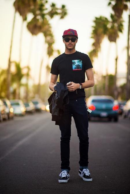 Adam Gallagher I am Galla estilo it boy looks