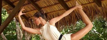 Cinco posturas de yoga que practica Gisele Bündchen para mantener un cuerpo diez a sus 40 años