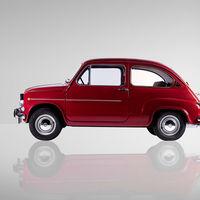 EL mítico SEAT 600 resucita en forma de un coche eléctrico, el Movelco e600