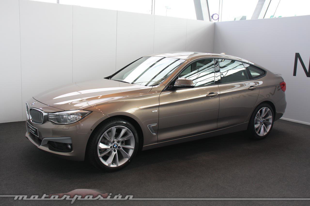 Foto de BMW Serie 3 GT (Presentación estática) (7/43)