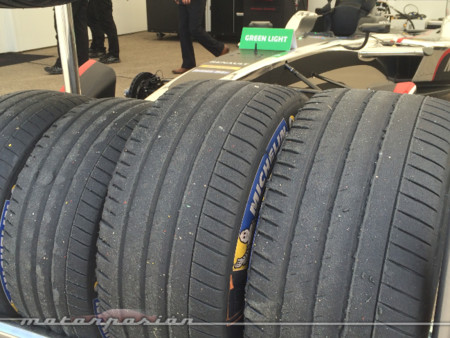 Neumaticos Michelin Pilot Sport Ev Usados