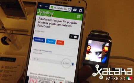 Samsung Galaxy Note 3 y el Galaxy Gear se apuntan con un paquete para México