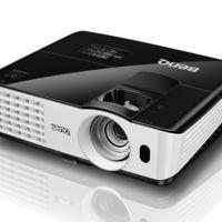 Los nuevos proyectores de BenQ permiten presentar desde un celular con NFC