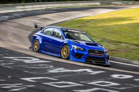Video: mira al Subaru WRX STI Type RA NBR Special conseguir el récord en Nürburgring