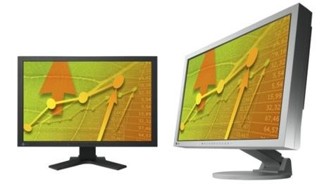 Eizo FlexScan EV2411W, monitor con consumo reducido