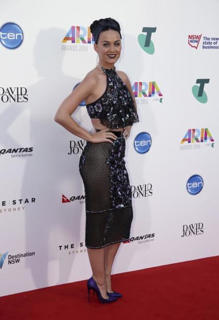 Katy Perry Jaime Lee vestido
