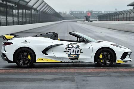 Chevrolet Corevette C8 Pace Car Indy 500 3