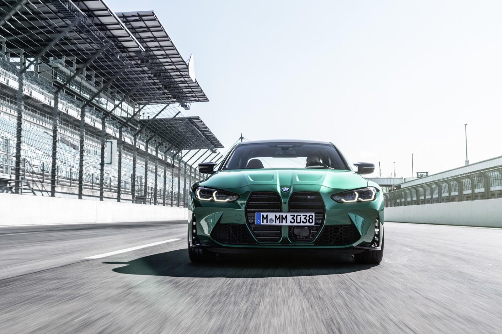 Foto de BMW M3 Competition 2021 (40/40)